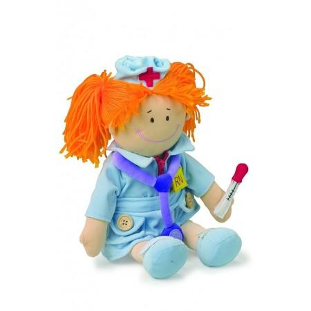 Muñeca Enfermera Profesiones