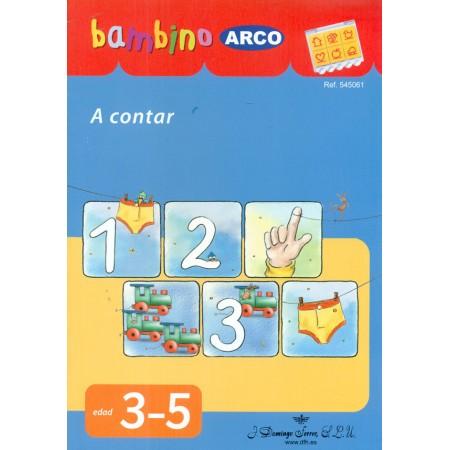 Set 5 Libros Bambino Arco...