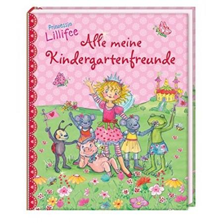 Libro de la Amistad Lillie Fee