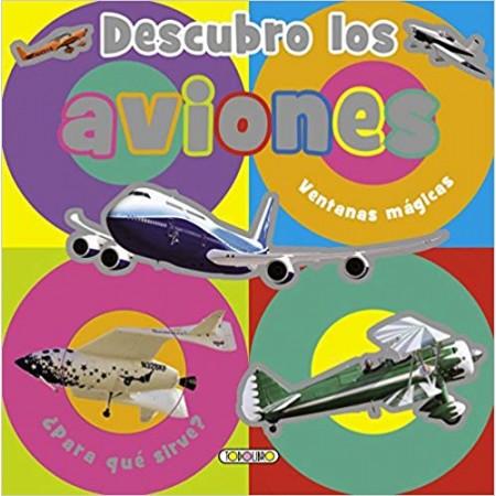 Libro Descubre los Aviones