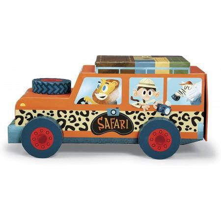 Rompecabeza Auto Safari 24...