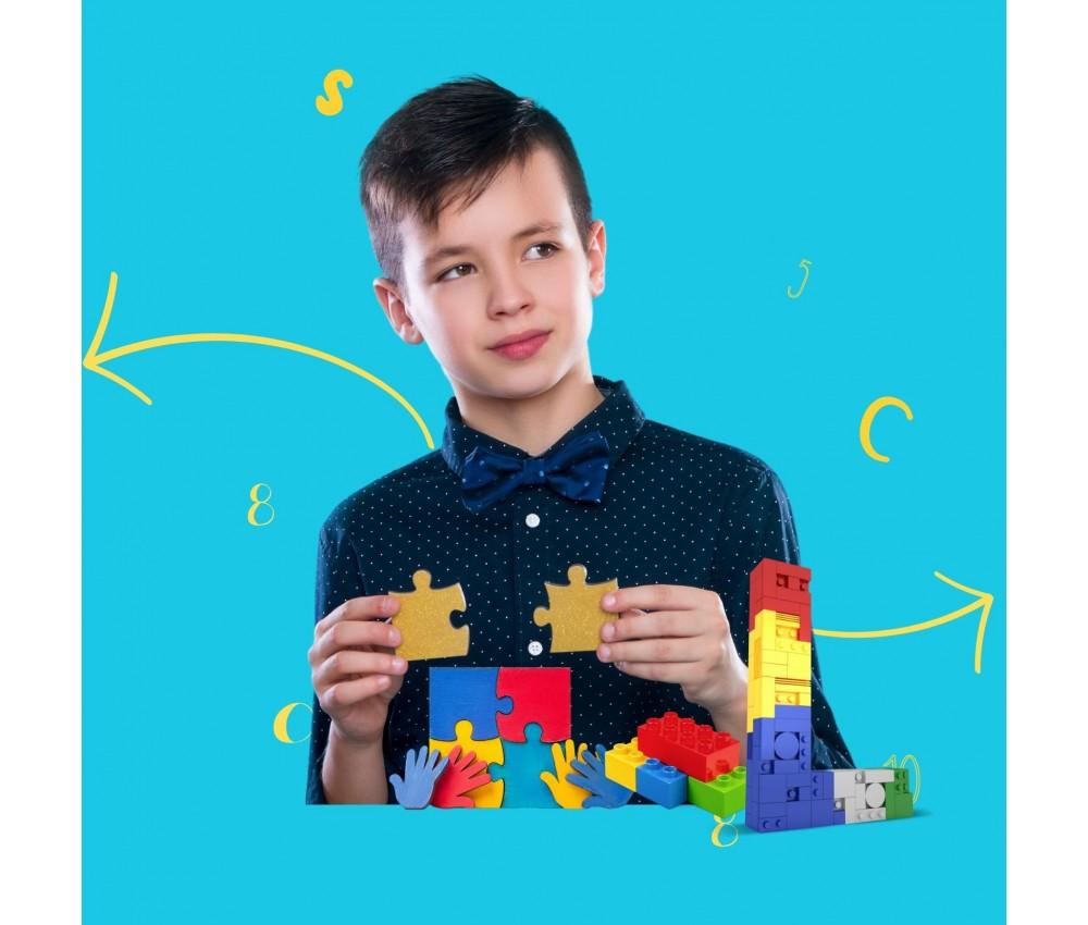 Sets de Construcción-Jugar a construir con bloques o...