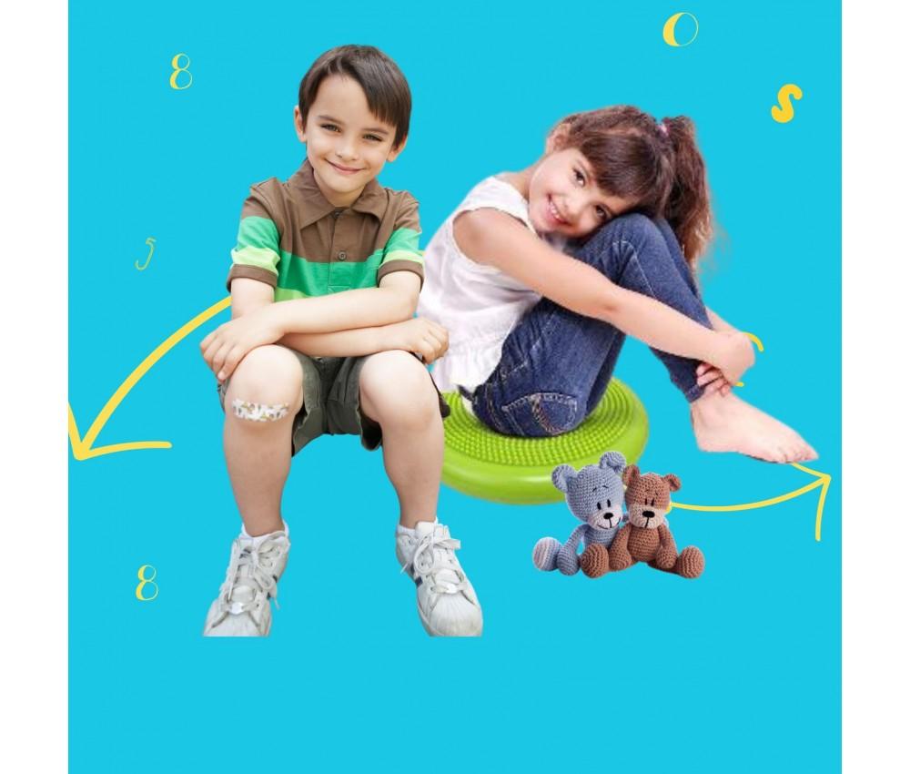 Productos para tratar el movimiento constante y falta de concentración en niños con TDHA. Compra online y recibe en tu cada. Despachos rápidos a todo Chie.