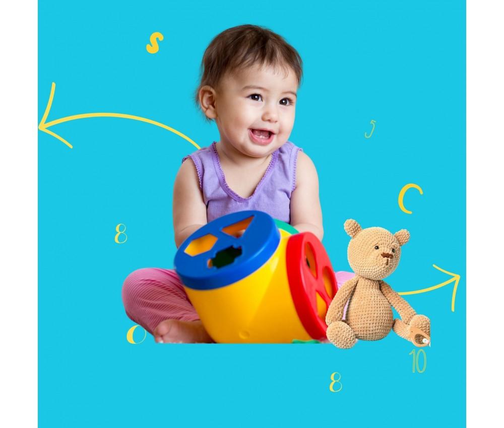 Bebé-Todo bebé necesita sentirse querido, seguro y estimulado...